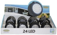 Automotive 24 LED Round Light