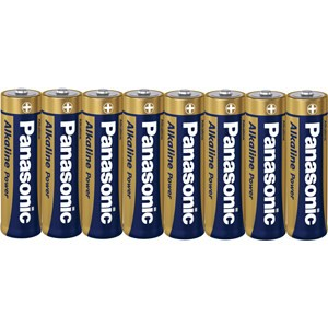 AA Batterien PANASONIC LR06 Mignon Alkaline Power 8er Pack