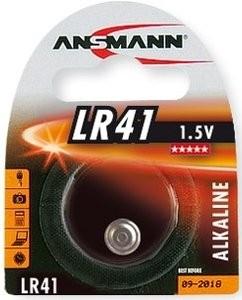 LR41 ANSMANN Knopfzelle