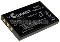 Akku für SAMSUNG DIGIMAX U-CA501