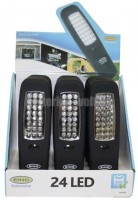 Automotive 24 LED Flat Light