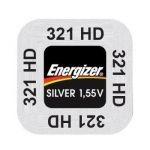321 Energizer Uhrenbatterie