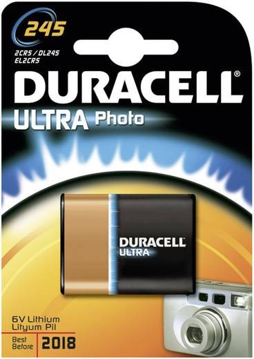 2CR5 DURACELL Ultra Photo 245