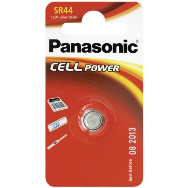 SR44 EL (357) Panasonic Uhrenbatterie