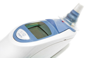 AA Varta für Ohr-Fieberthermometer
