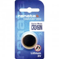 CR2450N RENATA Knopfzelle Lithium