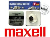 SR626SW Maxell Uhrenbatterie