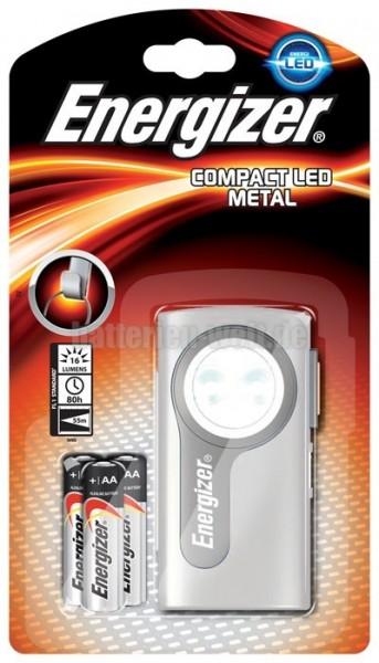 Compact LED mit Batterien