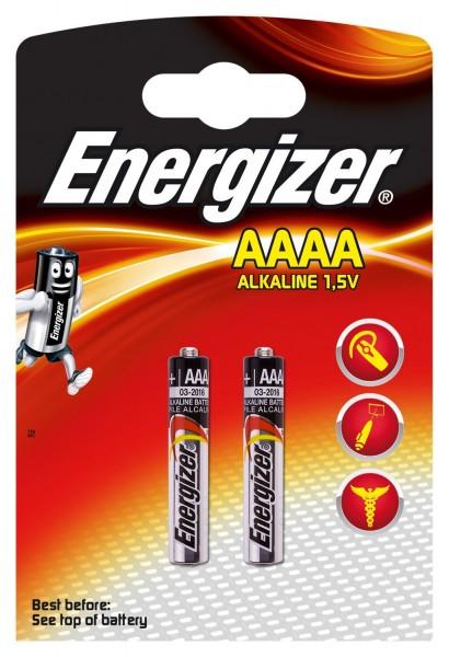 AAAA Batterien ENERGIZER LR61 Mini E96 2er Pack