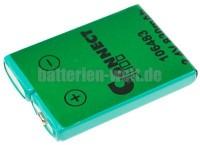 Akku für DETEWE EURIX 250 ISDN