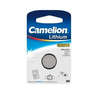 CR2016 CAMELION Knopfzelle Lithium 1er Pack