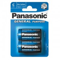 Babyzellen PANASONIC LR14 Baby-C R14B 2er Pack
