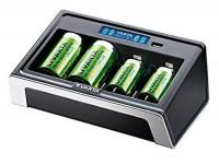 Varta LCD Universal Charger ohne Akkus