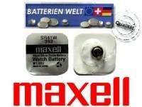 SR41W Maxell Uhrenbatterie