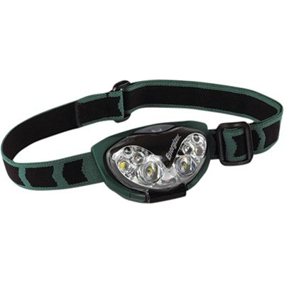 Energizer 3 LED Headlight Taschenlampe