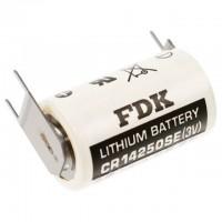 FDK CR14250SE-FT1 Lithium 1/2AA mit 3er PRINT