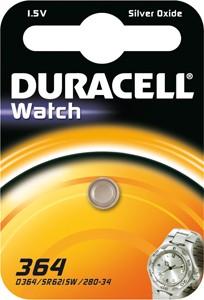 364 Duracell Uhrenbatterie