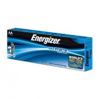 AA Energizer LR06 Ultimate Lithium L91 10er Pack