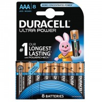AAA / LR03 Duracell  MN2400 Ultra Power 8er Pack