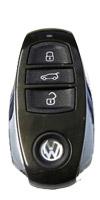KFZ Schluessel VW Typ3c