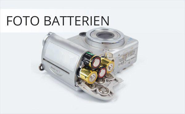 Foto Batterien