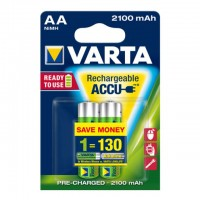 AA Akkus VARTA 2100 mAh 56706 Accu Power Ready2Use 2er Pack
