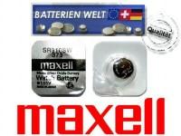 SR916SW Maxell Uhrenbatterie
