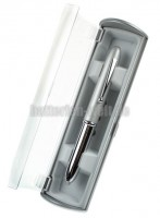Penlight-Kugelschreiber silber
