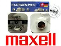 SR920W Maxell Uhrenbatterie