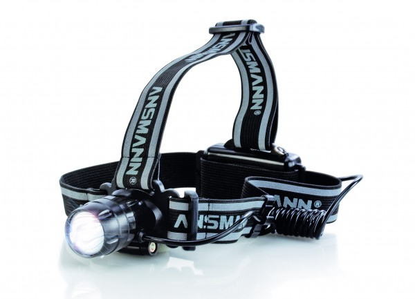 Ansmann HEADLIGHT HD3 Kopflampe
