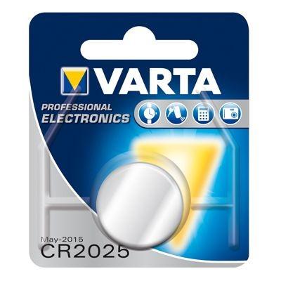 CR2025 VARTA Knopfzelle Lithium 1er Pack