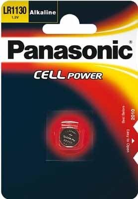 LR1130 PANASONIC Knopfzelle