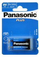 Panasonic 6F22B 9V-Block General Purpose 1er Pack