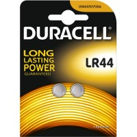 LR44 DURACELL Knopfzelle