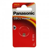 SR626 EL (377) Panasonic Uhrenbatterie