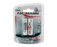 AA Batterien ANSMANN LR06 Mignon Extreme Lithium 2er Pack