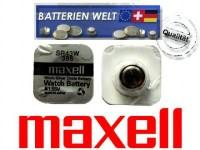 SR43W Maxell Uhrenbatterie