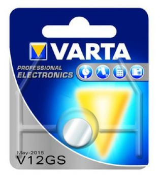 V12GS VARTA Knopfzelle