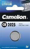 CR2025 CAMELION Knopfzelle Lithium