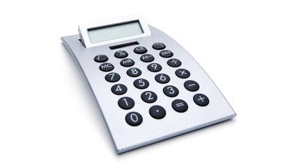 CR2032 für Taschenrechner
