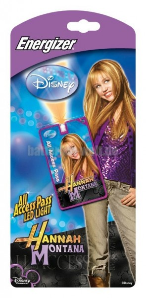 Hannah Montana Backstage LED