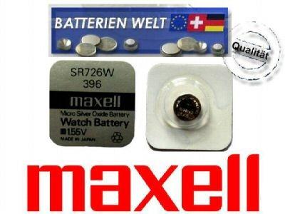 SR726W Maxell Uhrenbatterie