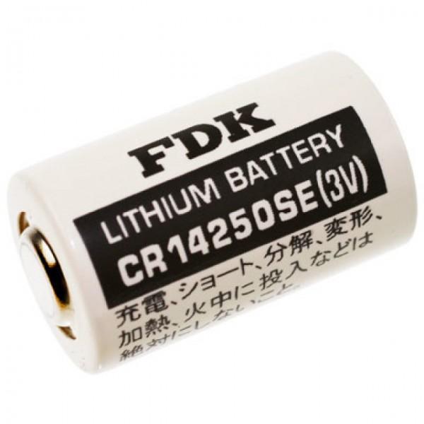 CR14250SE FDK Lithium 1/2AA