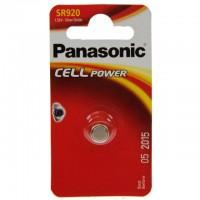 SR920 EL (371) Panasonic Uhrenbatterie