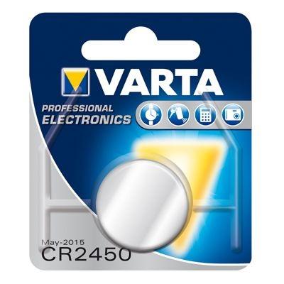 CR2450 VARTA Knopfzelle Lithium 1er Pack