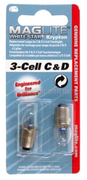 Ersatzleuchtmittel für ML-3C/D