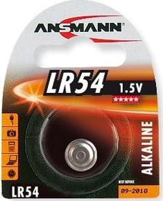 LR54 ANSMANN Knopfzelle