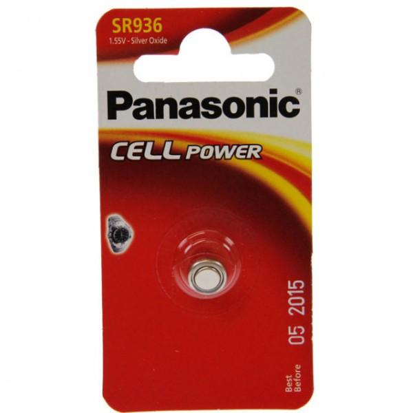 SR936 EL (394) Panasonic Uhrenbatterie