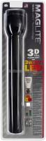 ML-3D LED schwarz Blister