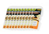 Typ 10 Hörgerätebatterien DURACELL EasyTab PR70 60er Pack